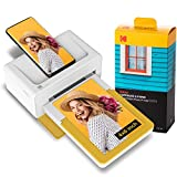 Kodak PD460 Dock Plus & Bluetooth Portable Mini Photo Printer 10x15, Impresora fotográfica móvil...